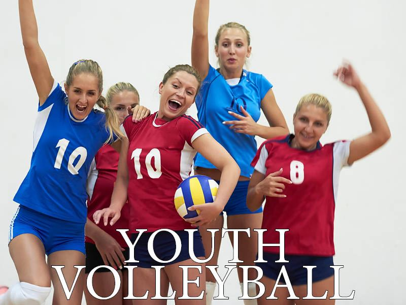 Youth Volleyball Picture