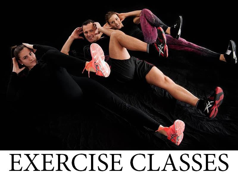 Adult Exercise Classes Picture